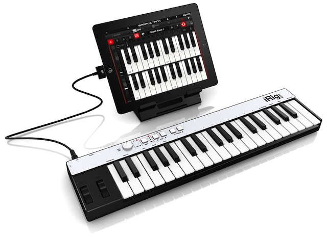 iRig Keys iPad