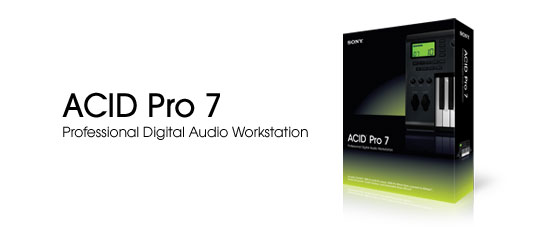 Acidpro7 for songwriters and musicians