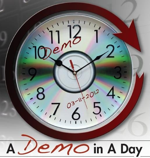Songwriting Tip: A Demo A Day