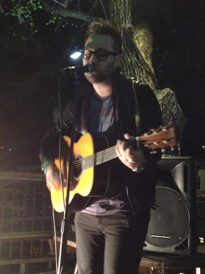 Alexander Cardinale, singer-songwriter