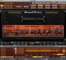 AmpliTube 3 for songwriters and musicians