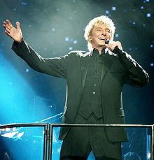 Barry Manilow, singer songwriter