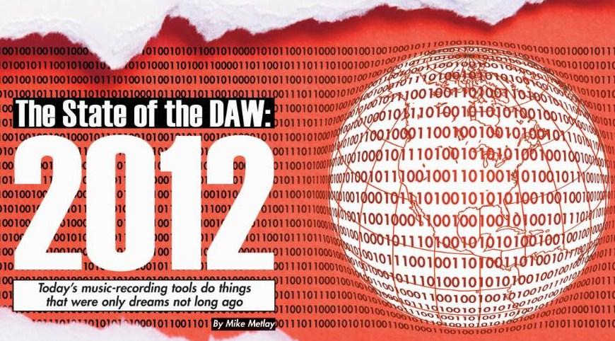 DAW, Digital Audio Workstations