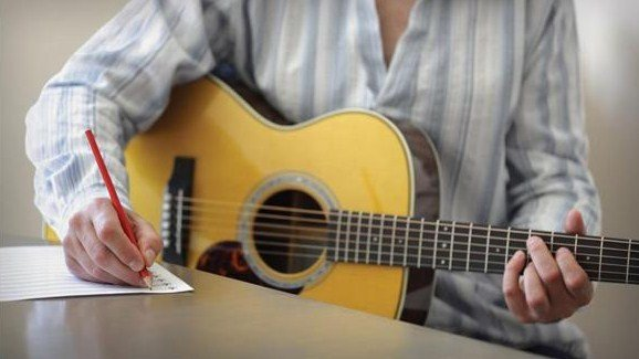 Is Songwriting Lyrics and Poetry?