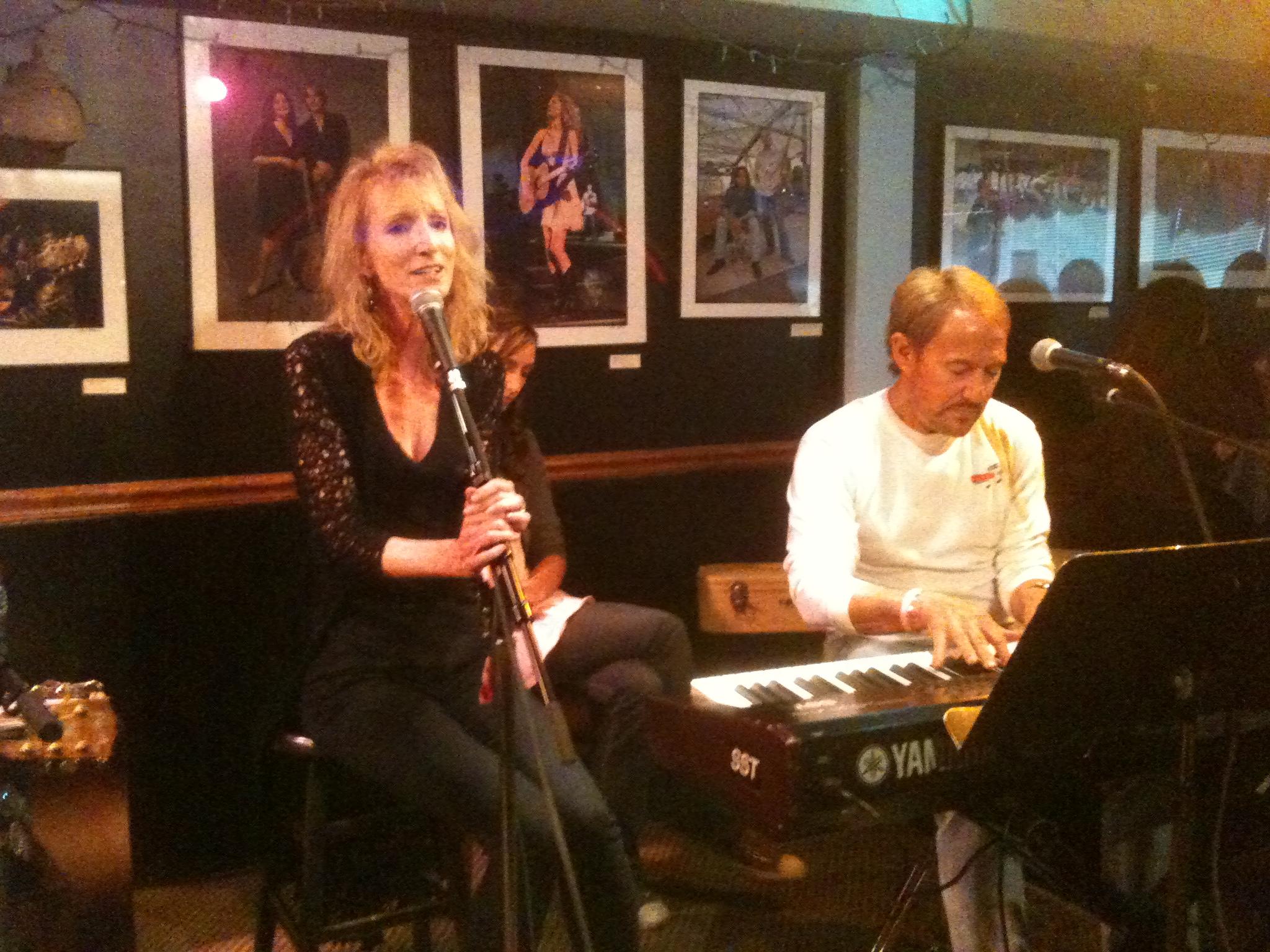 Rosie Casey and Ken Hirsch