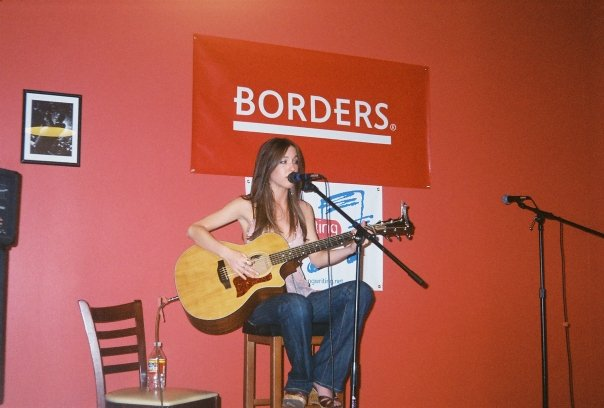 Kate Voegele Performing at USA Songwriting Competition's showcase at SXSW