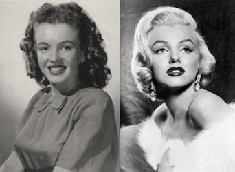 Marilyn Monroe, Norma Jeane Baker