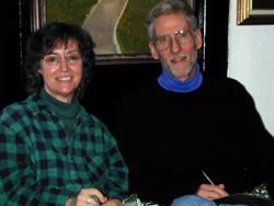 Pat & Pete Luboff