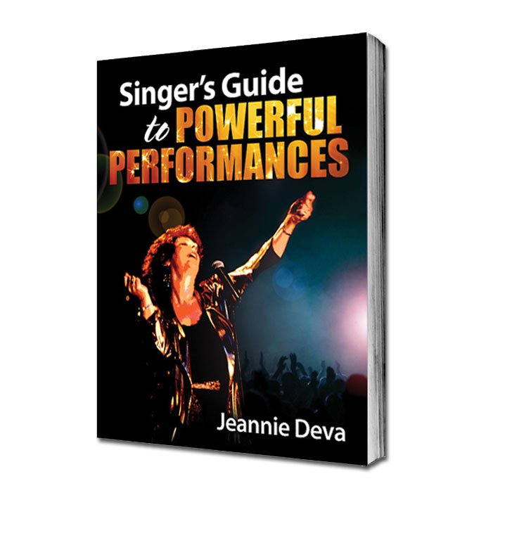 Singers Guide to Powerful Performances
