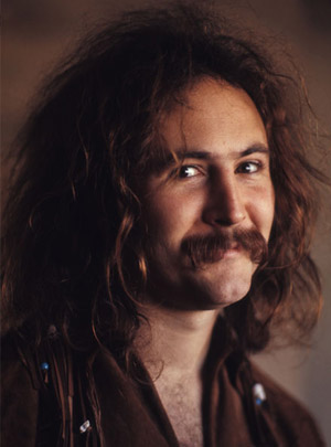 David Crosby, hit songwriter