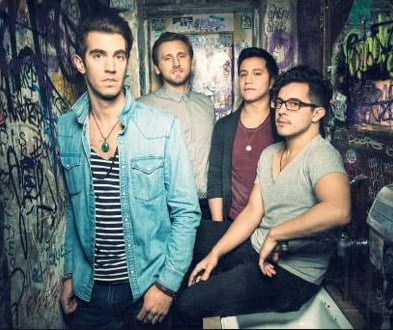 Rock Band: American Authors, 2013 Top Winner of USA Songwriting Competition