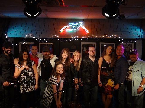Songwriters Group Shot