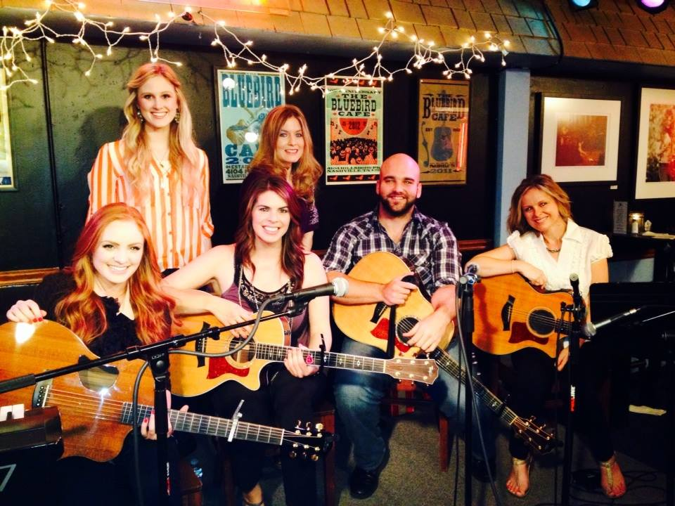 Songwriters Showcase at Bluebird Cafe