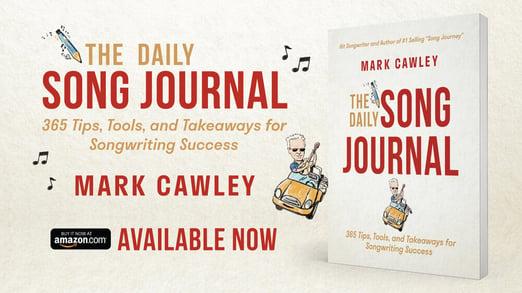 MarkCawley-SongwritingDailyJournal