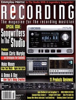 RecordingMag-ActualCover