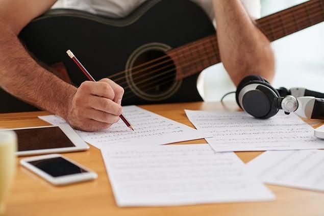 Writing service business plan